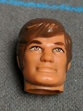 Vintage Mattel Big Jim Action Figure HEAD ONLY