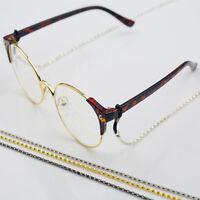 1x Neu Metall Brillenband Brillenkordel Brillenkette Halterung BRILLENSCHNUR