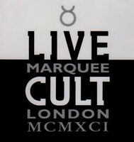 The Cult - Live Cult - Marquee, London MCMXCI [CD]