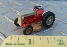 1/64 ERTL custom ford naa jubilee tractor mounted woods belly mower farm toy NH