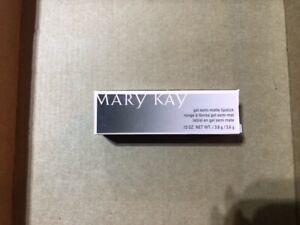 Mary Kay Gel Semi-Matte Lipstick Midnight Red