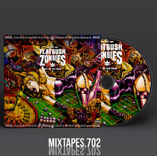 Flatbush Zombies - Day Of The Dead 2 Mixtape (Full Artwork CD/Front/Back Cover)