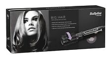 NEW BaByliss Big Hair 50 mm Rotating Hot Air Styling Brush Ionic Frizz-Free