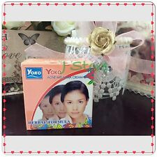 1 Yoko Whitening Cream Reduce Acne Melasma Cream CLEAR BLEMISHES PIMPLE 4g