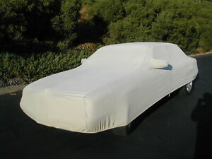 98-03 OEM Jaguar XJ8 FACTORY CAR COVER w/ grommet holes,extra 14' locking cable