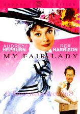 "DVD "" My Fair Lady "" Audrey Hepburn Rex Harrison VGC R4"