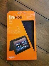 Amazon Fire HD 8 Case 2017 - Black.