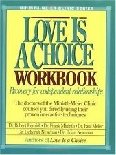 Love is a Choice Workbook: Recovery for codependen