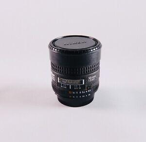 Nikon Nikkor AF 16mm f2.8 D Fisheye Lens !!