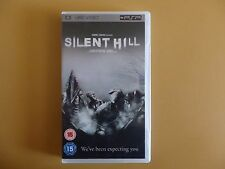 Silent Hill Sony PSP UMD Video Movie