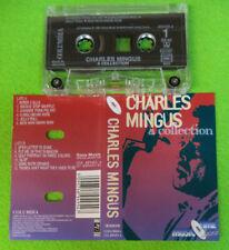 MC CHARLES MINGUS A collection 1997 holland COLUMBIA COL 489495 4 no cd lp dvd