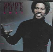 Mighty Pope ‎– Sway. New cd  Canada import      (Gino Soccio)