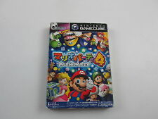 Mario Party 4 Game Cube Japan Ver Gamecube