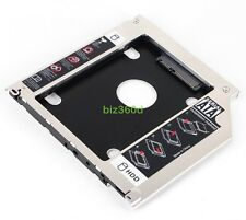 """2.5"""" 9.5mm SATA to SATA 2nd SSD HARD DISK DRIVE Caddy For MACBOOK /MACBOOK PRO"""