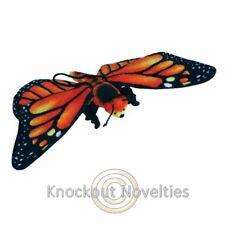 "13"" Monarch Butterfly Plush Stuffed Cuddle Animal Figure Toy"