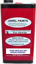 5 Litre Pre Paint Panel Wipe Wax And Grease Remover