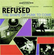 Refused-The Shape of Punk to Come CD (Jewel Case) NEU