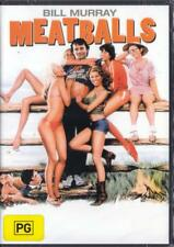 MEATBALLS - BILL MURRAY -  NEW & SEALED REGION 4 DVD FREE LOCAL POST