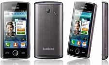 SAMSUNG S5780 / WAVE 578 (UNLOCKED) - 3.2 MP - 3G - BLACK MINT CONDITION