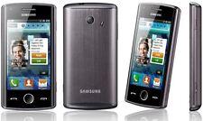 SAMSUNG S5780/WAVE 578 (débloqué) - 3.2 mp - 3G-noir parfait état