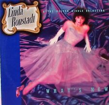 LINDA RONSTADT & The Nelson Riddle Orchestra / What's New LP