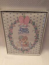 NEW Grandmother's Precious Moments Special Memories for my Grandchild Book NIB