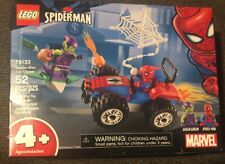 Lego Marvel Spider-Man Car Chase (76133)