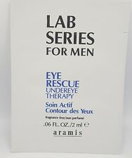 Lab Series Age Rescue Eye Rescue Undereye Therapy 3x2ml