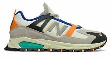 New Balance Men's XRCT Shoes Grey with Green