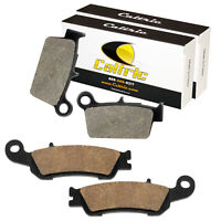 Caltric Rear Brake Pads Compatible With Yamaha XS650 XS 650 Heritage 1978 1979 1980 1981 1983