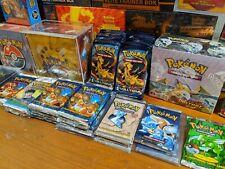 Pokemon Vintage Box, Guaranteed Sealed English WOTC Pack plus more! Ultra Rare!