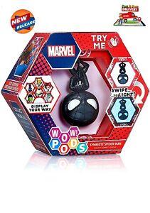 WOW! PODS Avengers Collection  Symbiote Spiderman Metallic Super Hero