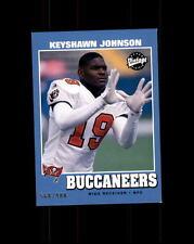 2001 Upper Deck Vintage Preview #86 Keyshawn Johnson Buccaneers #568/900 (A)