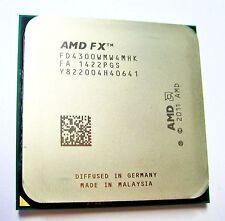 AMD FX-4300 3.8 GHz Quad-Core (FD4300WMHK) Desktop CPU Processor FREE SHIP US