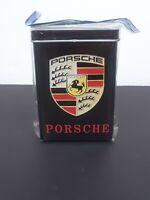 Porsche Cigarette Cigayatte Case Box (empty)