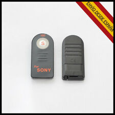 Mando a distancia inalámbrico para SONY ALPHA a900 a700 a550 a6000 NEX5 NEX6 NEX