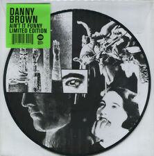 """Danny Brown - Ain't It Funny (10 """" PICTURE DISC VINYL) Record Store Day 2017"""