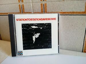 David Bowie CD/ RCA Station to Station PD 81327, Germany