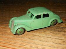 Dinky Toys No 40a Riley Saloon - Meccano Ltd - Made In England