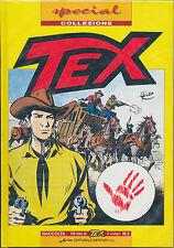 Tex serie Special collezione Ed. Mercury da 1 a 15 colori