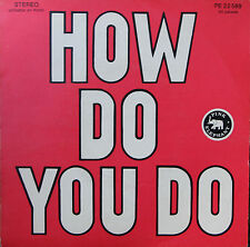 "Vinyle 45T Tek and John ""How do you do ?"""