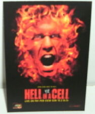 WWE - ULTIMATE RIVALS - HELL IN A CELL -INSERT CARD #4