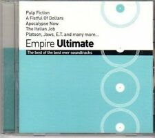 (BK344) Empire Ultimate, Best Ever Soundtracks - DJ CD