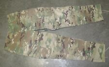 US Military Issue Scorpion W2 Multicam Camo Army Combat Pants Trousers Sz Medium