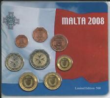 EURO KMS Malta 2008 - Blister