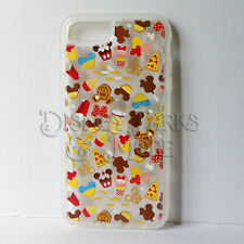 Disney Parks Mickey Shaped Foods Dole Whip iPhone 6s/7/8 Plus Phone Case