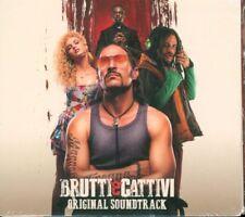 Brutti & Cattivi Original Soundtrack (Sweet Life Society) Digipack Cd Sigillato