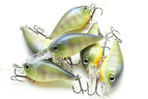 LUCKY CRAFT LC 0.5DD -269 BE Gill (1qty)