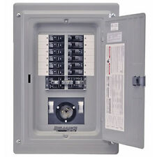 Reliance Controls 100-Amp Prewired Indoor Transfer Panel w/ 50-Amp Inlet