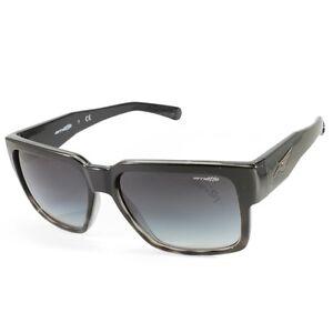 Arnette AN4213-04 2310/8G Supplier Polished Black/Grey Gradient Men's Sunglasses